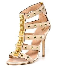 "An example of an ""oh so hot, but painful"" Giuseppe Zanotti shoe… sans platform"