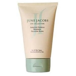 June Jacobs Sensitive Formula Mandarin Polishing Beads lotion
