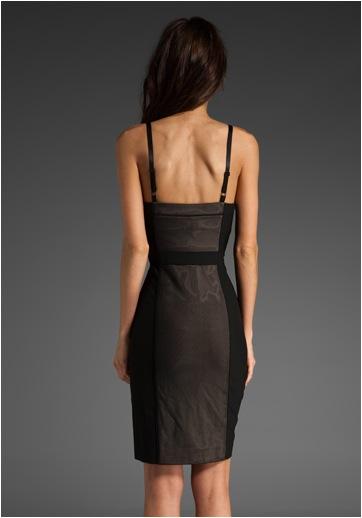 Black Halo's Zsa Zsa Sheath dress