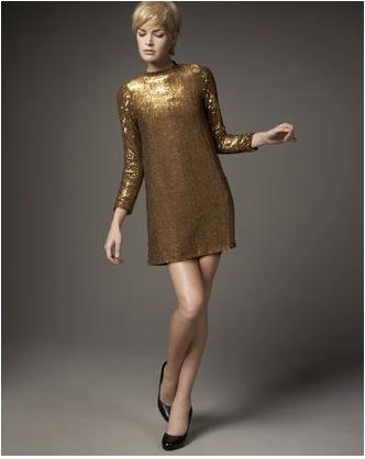 "Winter Kate (Nicole Richie's new line)  ""Nicole Dress"""