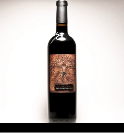Merkin 2006 Chupacabra Caduceus California Red Wine