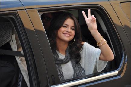 Selena Gomez Count Me Healthy bracelets in Michigan