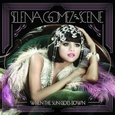 Selena Gomez Monte Carlo album cover