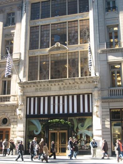 The Bendel Storefront