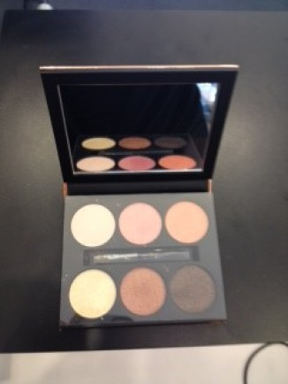 Lancome makeup pallette in Desert Sunset