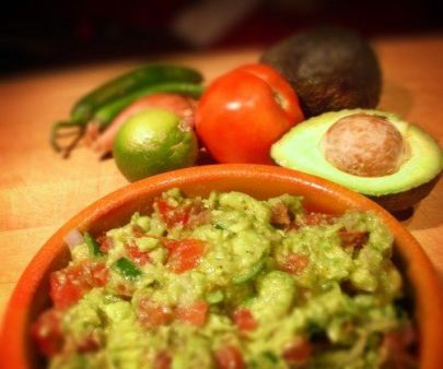 My love for guacamole is primal