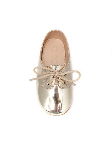 mirrored blucher - Shoes - Baby girl (3-36 months) - Kids - ZARA United States