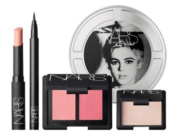 NARS Andy Warhol Holiday Collection featuring Edie