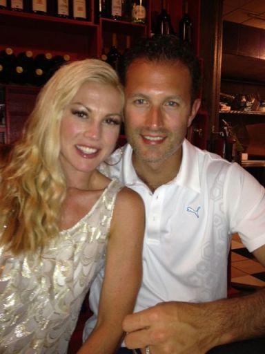 Fitness and natural health blogger, Susie Rahaim, with her husband, Bob Rahaim
