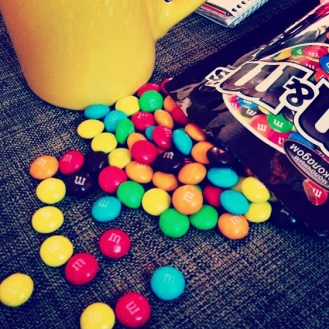 Add some healthy M&Ms to your diet! Mindfullness and Motivation