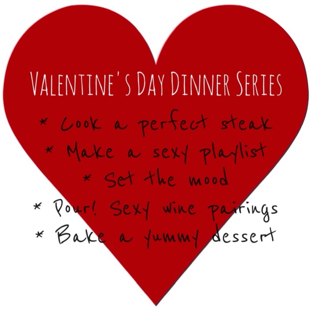 Tips for a healthy and yummy Valentine's Night.