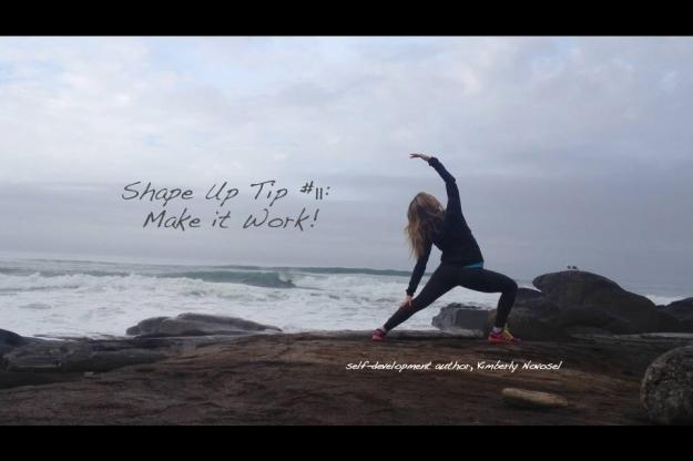 Make it work says Kimberly Novosel