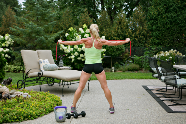 Susie Rahaim shares her top four guidelines to get your body chiseled by summer.